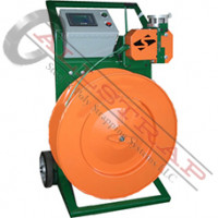 CL-200 Cut-To-Length with Strap Dispenser
