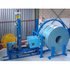 OD Steel Coil Strapping Machine