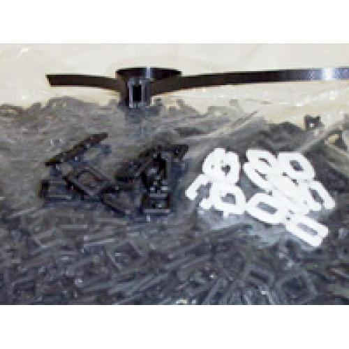 .5 Inch Plastic Buckles