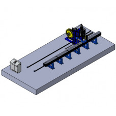 Bar and Pipe Strapping Machine