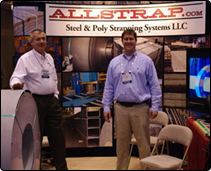 pack expo allstrap trade show chicago